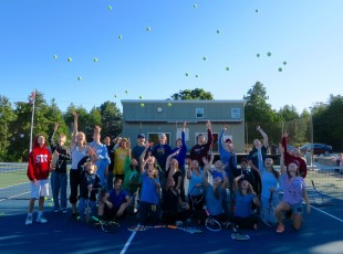 Another Tennis-a-thon in the books