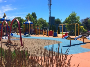 Rotary Accessible Playground and Bruce Power Sensory Gardens