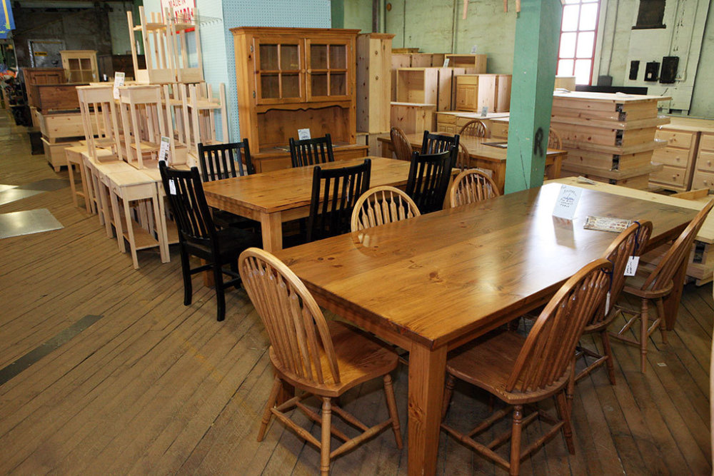 Solid Mennonite Furniture