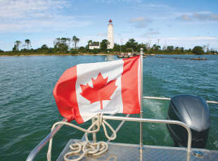 Chantry Island Lighthouse & Tour