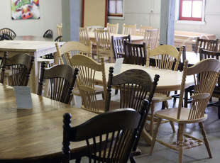 Large Selection of Mennonite Furniture