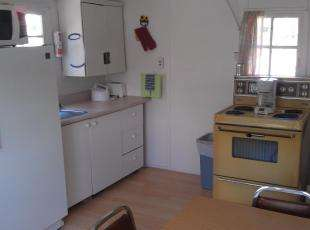Rosewood Cottage #3 Kitchen