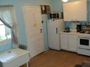 Rosewood Cottage #1 Kitchen