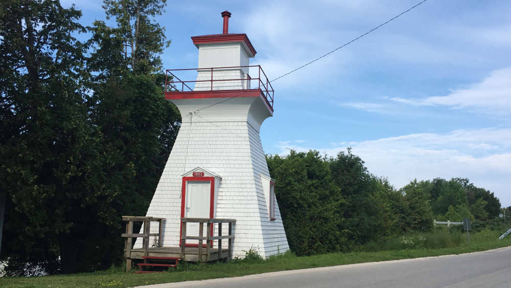 Southampton Range Light