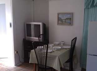 Rosewood Cottage #5 Dining Area