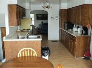 Rosewood Vacation House Kitchen