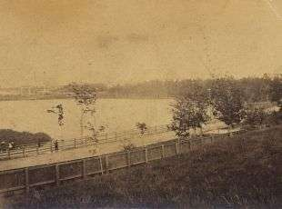 Fairy Lake between 1890 and 1900