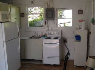 Rosewood Cottage #5 Kitchen