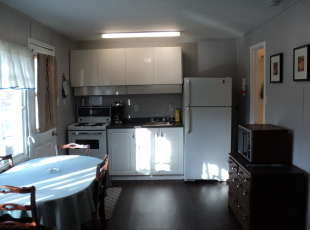 Rosewood Cottage #4 Kitchen