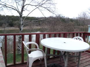 Rosewood Cottage #4 Deck View